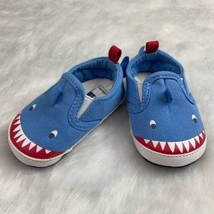 Shark Baby Shoes - Baby Boy